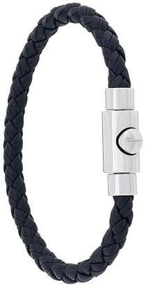 Salvatore Ferragamo woven thin bracelet