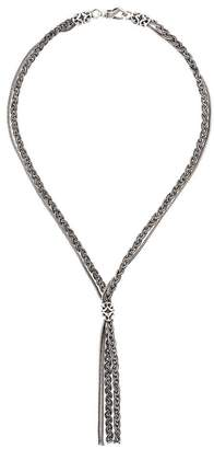 Emanuele Bicocchi double chain necklace