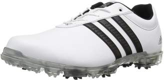 adidas Men's Adipure Flex Wd Ftwwht/Cb Golf Shoe