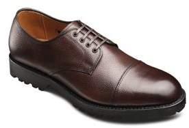Allen Edmonds Tate Cap Toe Leather Derby Shoes