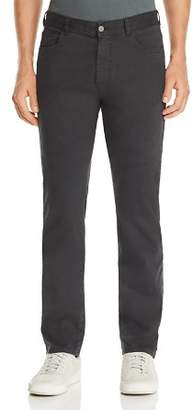 Canali 5-Pocket Regular Fit Pants