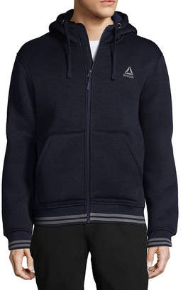 Reebok CANADA WEATHER GEAR Men's Midweight Fleece Jacket