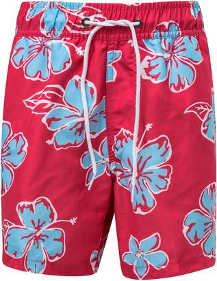 Snapper Rock Hibiscus Board Shorts