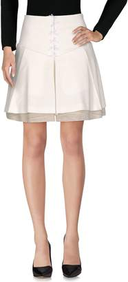 Boule De Neige Knee length skirts