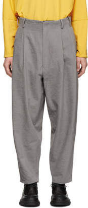 House of the Very Islands Grey Loose Trousers