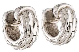 Chimento 18K Hoop Earrings