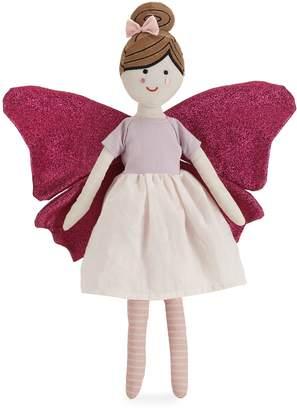 Jessica Simpson Fairy Cotton Decorative Pillow