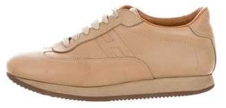 Hermes Quicker Low-Top Sneakers
