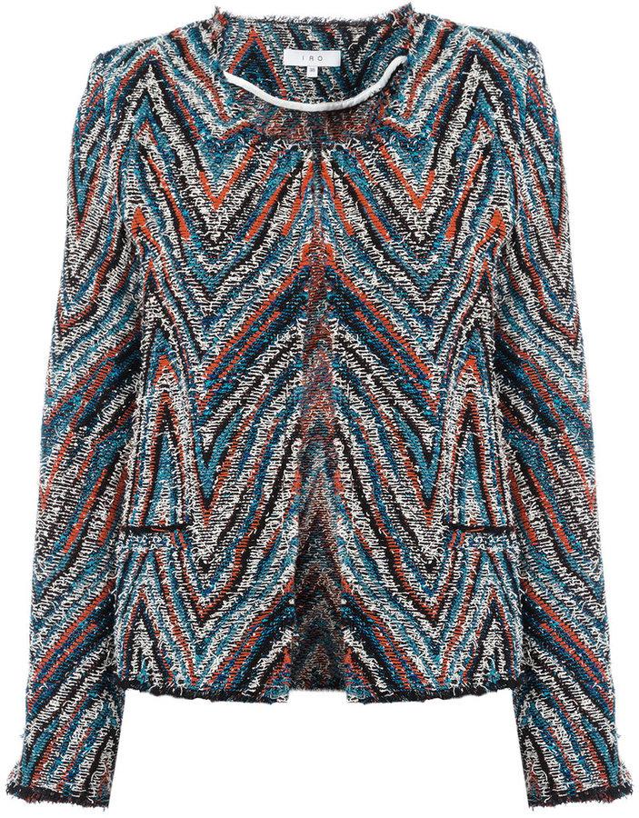 IROIro embellished blazer