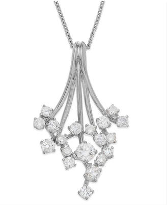 Effy Classique by Diamond Waterfall Pendant Necklace in 14k Gold or White Gold (3/4 ct. t.w.)