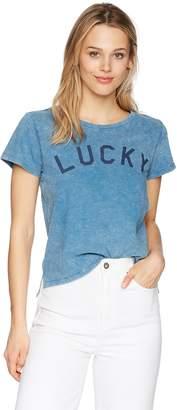 Lucky Brand Women's Graphic TEE