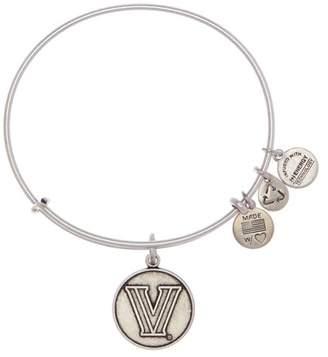 Alex and Ani Villanova University Charm Expandable Wire Bracelet