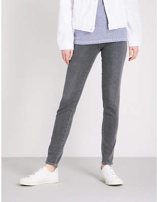 J Brand Natasha skinny high-rise jeans