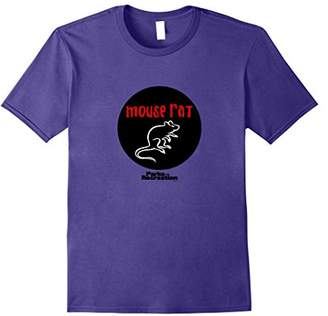 Parks and Recreation Mouse Rat Andy Dwyer T-Shirt
