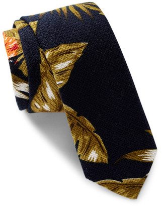 Original Penguin Dania Floral Tie $55 thestylecure.com