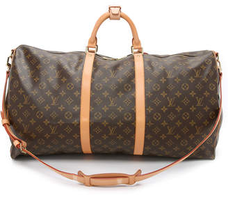 What Goes Around Comes Around 2004 Louis Vuitton Keepall 60 Duffel (Previously Owned) $1,650 thestylecure.com