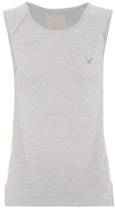Lucas Hugh Technical Knit tank top