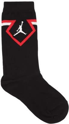 Nike Jordan Legacy Diamond Crew Socks
