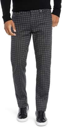 AG Jeans Tellis Modern Slim Fit Plaid Pants