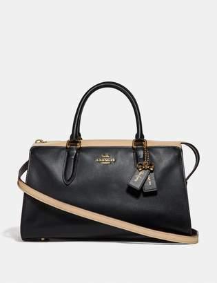 Coach Selena Bond Bag In Colorblock