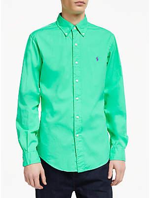 Ralph Lauren Polo Slim Fit Twill Shirt