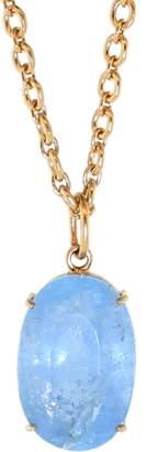 Irene Neuwirth JEWELRY Fine Aquamarine Charm