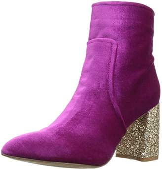 Betsey Johnson Women's Kacey Ankle Bootie