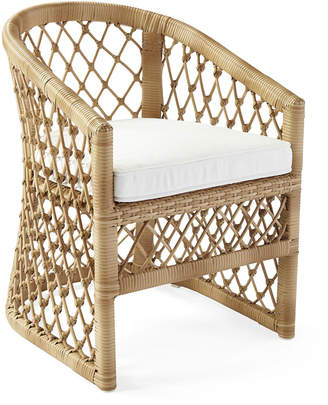 Serena & Lily Capistrano Outdoor Dining Chair - Dune