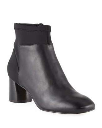 Donald J Pliner Cazzie Stretch Leather Booties
