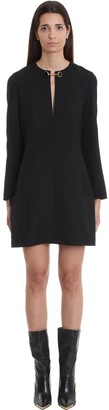 Stella McCartney Sarina Dress In Black Wool