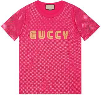 Gucci Ignasi Monreal print T-shirt