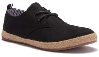 Ben Sherman Bradford Espadrille Oxford Sneaker