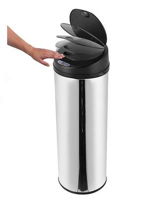 Morphy Richards Morphy Chroma 50L Round Stain Steel Bin