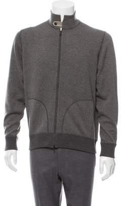 42424fcc430e Loro Piana Gray Men s Cashmere Sweaters - ShopStyle