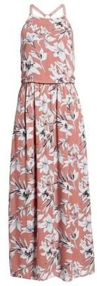 Roxy Pavement Border Maxi Dress