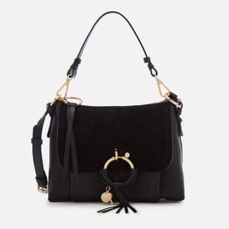 See by Chloe Women's Joan Hobo Bag - Black