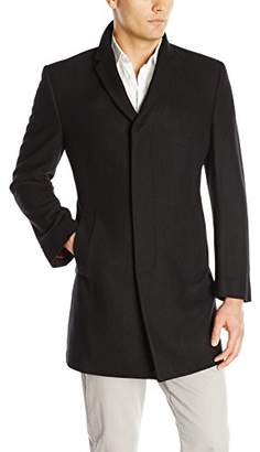 Kenneth Cole New York Men's Elan Wool Top Coat