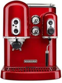 KitchenAid Pro Line Stainless Steel Manual Espresso Maker