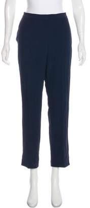 Alexander McQueen High-Rise Wide-Leg Pants w/ Tags