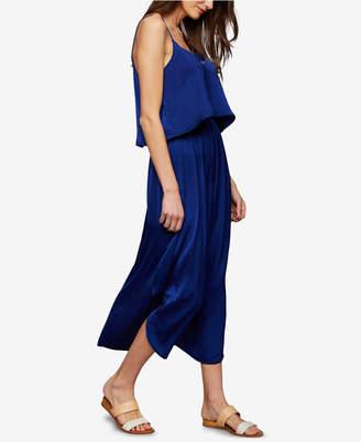 Ripe Maternity Tiered Nursing Maxi Dress