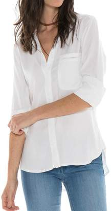 Bella Dahl Eyelet Button Down