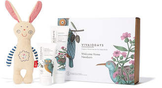 Vivaiodays VIVAIODAYS Welcome Home Newborn Gift Set