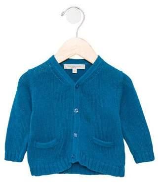 Caramel Baby & Child Girls' Knit Button-Up Cardigan