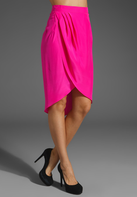 Amanda Uprichard Petal Skirt