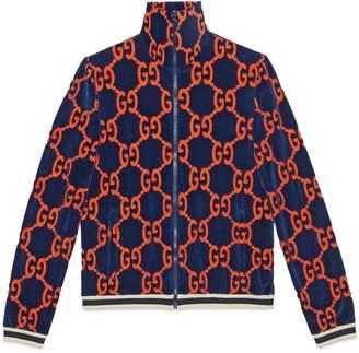Gucci GG chenille jacket