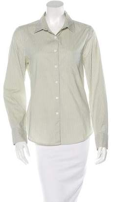 Boy. by Band of Outsiders Striped Long Sleeve Top $50 thestylecure.com