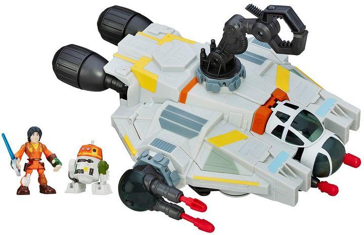 Hasbro Star Wars Galactic Heroes The Ghost, Ezra & Chopper Set by Hasbro