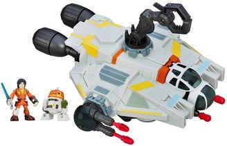 Hasbro Star Wars Galactic Heroes The Ghost, Ezra & Chopper Set by Hasbro $49.99 thestylecure.com