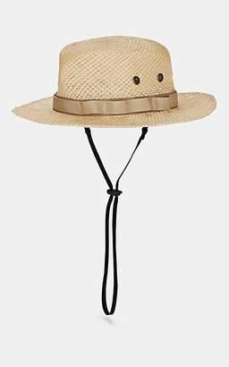 CA4LA Men's Jungle Straw Hat - Beige, Tan