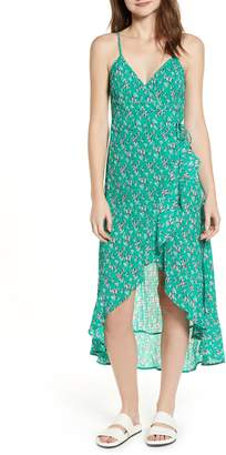 The Fifth Label Adventurer Floral Print High/Low Dress